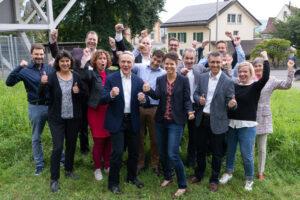 Kandidaten für die Kommunalwahlen 2022